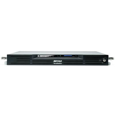 バッファロー 〈テラステーション IS〉 管理者・RAID機能搭載 iSCSI対応HDD 1Uラックマウント 2TB TS-RIX2.0TL/R5 (直送品)