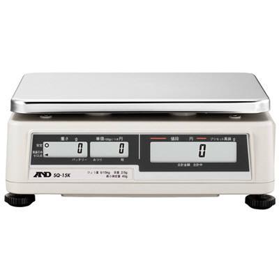 エー・アンド・デイ デジタル料金はかり SQ-15K (直送品)