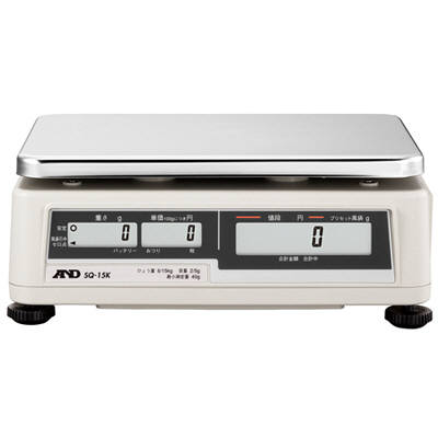 エー・アンド・デイ デジタル料金はかり SQ-30K (直送品)