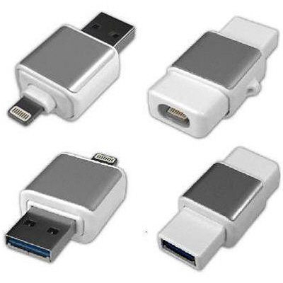 磁気研究所 iPhone用USBメモリー