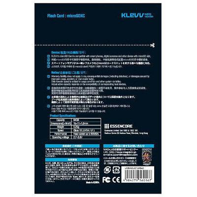 microSDXCカード64GB