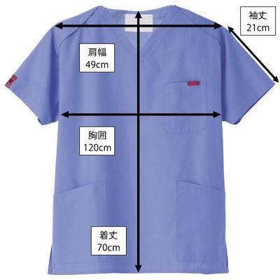 フォーク カラースクラブ(男女兼用) 7000SC-2 サックス L (取寄品)