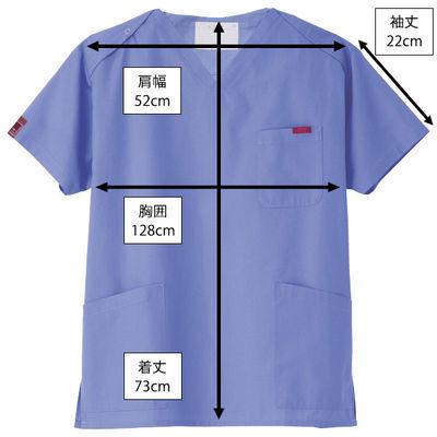 フォーク カラースクラブ(男女兼用) 7000SC-2 サックス LL (取寄品)