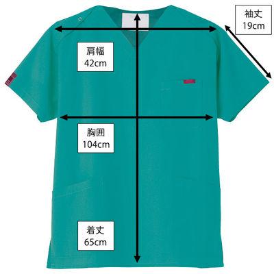 フォーク カラースクラブ(男女兼用) 7000SC-4 グリーン S (取寄品)