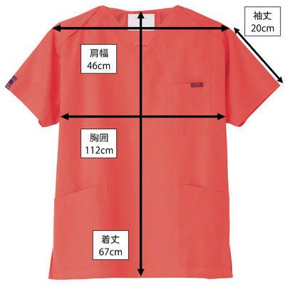 フォーク カラースクラブ(男女兼用) 7000SC-15 レンガ M (取寄品)