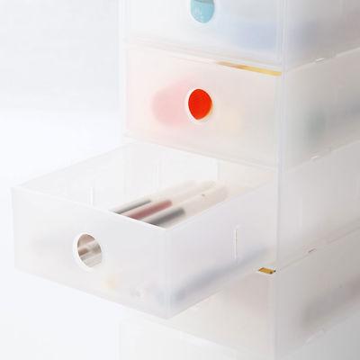 ポリプロピレン小物収納ボックス 6段
