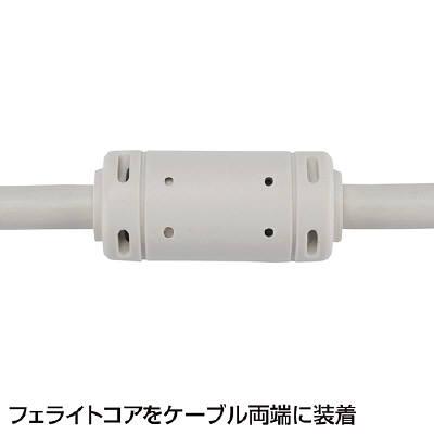サンワサプライ DVI-Dシングル 3m