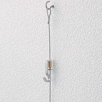 ベロス ワイヤーハンガー掛タローS 1.5m WH-150S