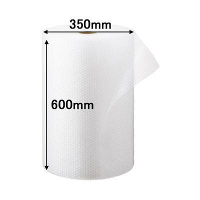 「現場のチカラ」プチプチ ライトプチ(R) 600mm×42m巻 半透明 1セット(10巻:2巻入×5) 川上産業