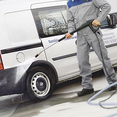 ケルヒャー 業務用冷水高圧洗浄機 50Hz HD4/8C50HZ (直送品)