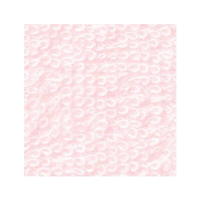 綿パイルシーツ/ピンク 403107-03 1セット(2枚入) フットマーク (取寄品)