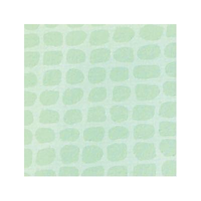入浴介護用エプロン/M・グリーン 403306-07 1枚 フットマーク (取寄品)