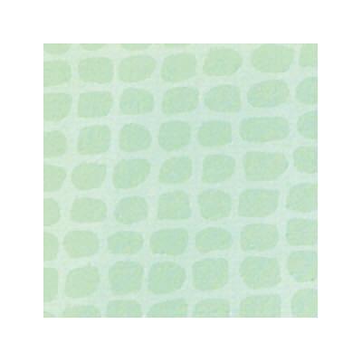 入浴介護用エプロン/LL・グリーン 403306-07 1枚 フットマーク (取寄品)