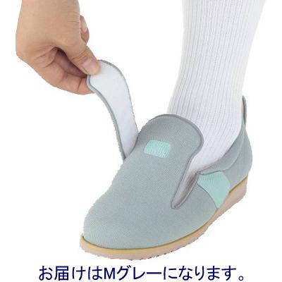 徳武産業 あゆみ ダブルマジックII Mグレー Sサイズ (取寄品)