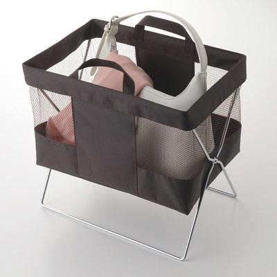 手荷物収納メッシュワゴン ショート(小) 1個