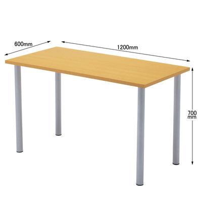 エコノミーOAテーブル 幅1200mm