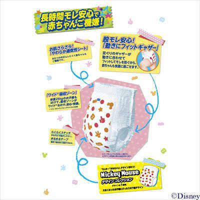 【旧品】ユニ・チャーム マミーポコパンツ ビッグ大 274611 1箱(3パック(108枚入))