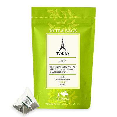 ルピシア 緑茶 トキオ ティーバッグ(10個)