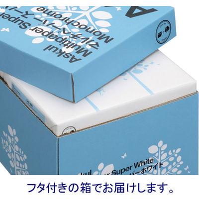 スーパーホワイト+ A4 厚口 1箱