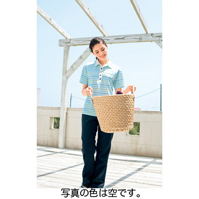 カーシーカシマ ポロシャツ さくら M HM-2429c/9 M (取寄品)