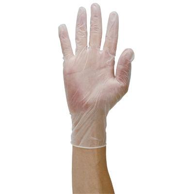 伊藤忠リーテイルリンク プラスチック手袋パウダーフリーライト L VC-230 1箱(100枚入) (使い捨て手袋)