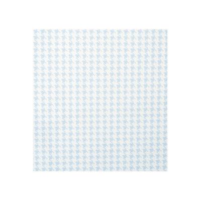 ジャケット(サックス千鳥) EL BR-1010 1枚 オンワード 白衣 (取寄品)
