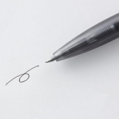 なめらか油性ボールペン 黒・0.7mm