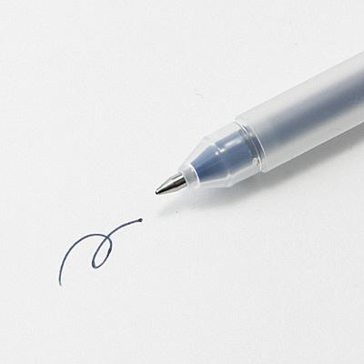 ゲルインキボールペン ブルーブラック