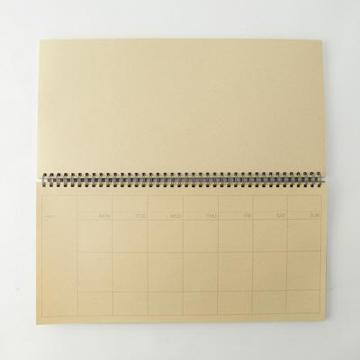 再生紙クラフトデスクノート