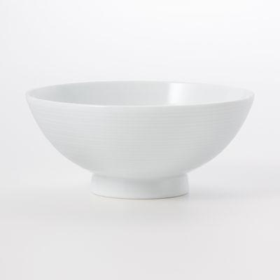 白磁 めし茶碗・大