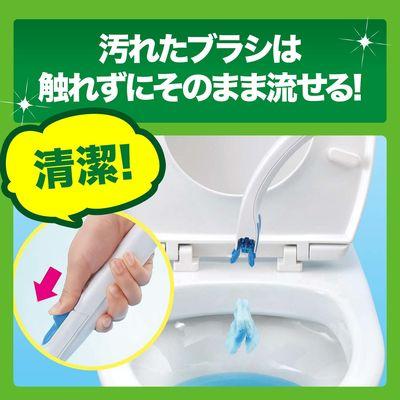 シャット 流せるトイレブラシ詰替