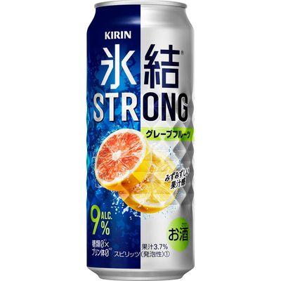 氷結ストロングGF 500ml 24缶