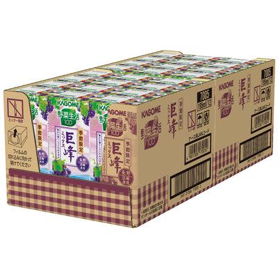 野菜生活100 巨峰ミックス 24本