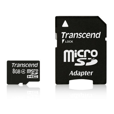 microSDHCカード8GB