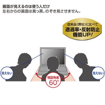 サンワサプライ のぞき見防止フィルター(19.0型) CRT-PF190T 1個 (直送品)