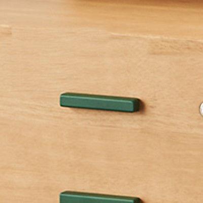 【組立設置付】 コイズミファニテック スタディアップ デスク colfee(コルフィー) 幅1050×奥行550×高さ730mm グリーン 1台 (直送品)