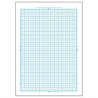 日本ノート スクールノート チェック柄5mm方眼ノートp Lmc5gp 10冊直送品