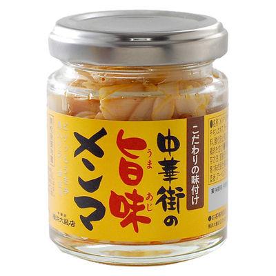 横浜大飯店中華街の旨味メンマ 70g3個