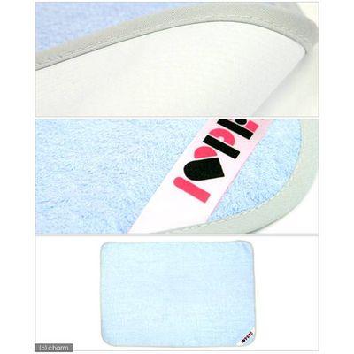 ボンビアルコン 防水タオル Sサイズ ブルー 猫用洗えるペットシーツ 75533
