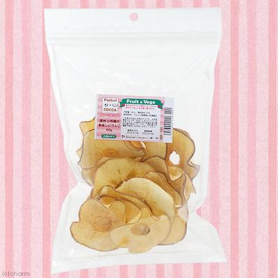 ぱっくん・フーズ 信州産 小布施の美味しいりんご 60g フルーツチップス 211652
