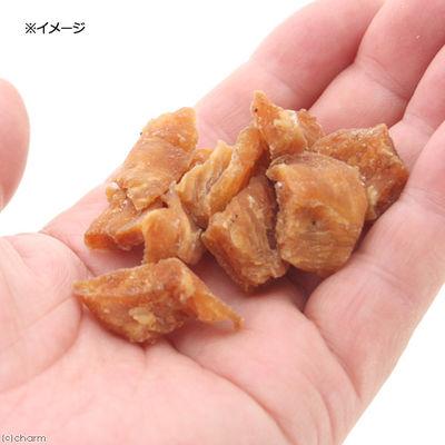 ぱっくん・フーズ 蒸し鶏ジャーキー ひと口サイズ バナナ風味 50g(25g×2袋) 213001