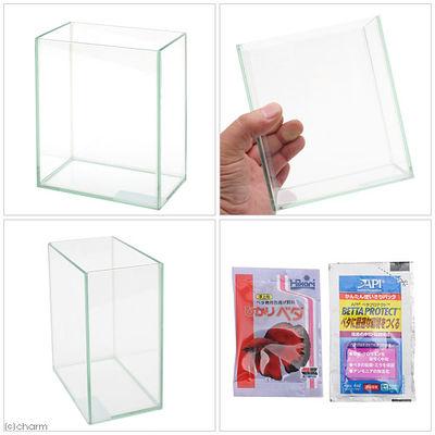 水作 ショーベタ コレクションケース М ベタ ガラス水槽 小型水槽 109160