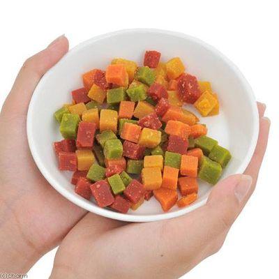 マルカン ゴン太の角切り野菜入り 100g 犬 おやつ 89818 1セット(12個入)