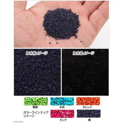 ひかり カラーぷちサンド 黒 120g 底砂 ゼオライト 170339 1セット(3個入)