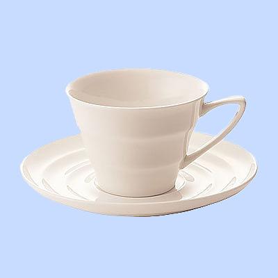 コスタ コーヒーカップ&ソーサー 4客