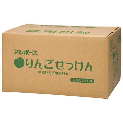 アルボース アルボースりんごせっけん60個入 4987010610886 1箱 (直送品)