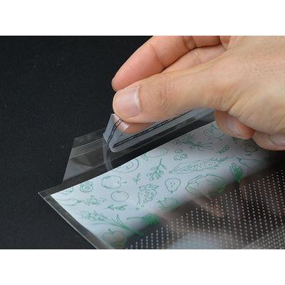 パックスタイル ベジパオ16-12 リーフ 00588644 1包:2000枚(100×20) (直送品)
