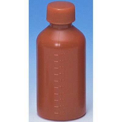 滅菌済SK遮光外用瓶 100mL 17532 1箱(140本入) (直送品)
