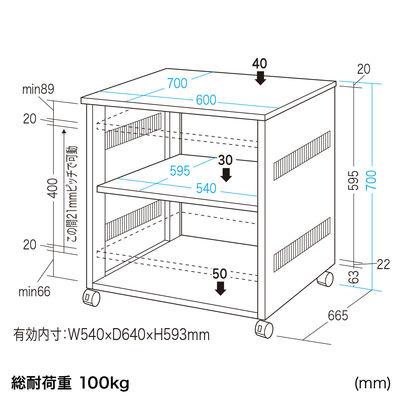サンワサプライ CPUボックス CP-019N (直送品)