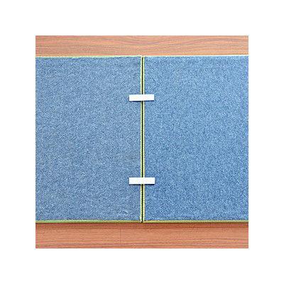 フローリング畳 フィラ(銀白色)